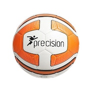 Precision Santos Lite Training Ball 320g White/Fluo Orange/Black Size 4