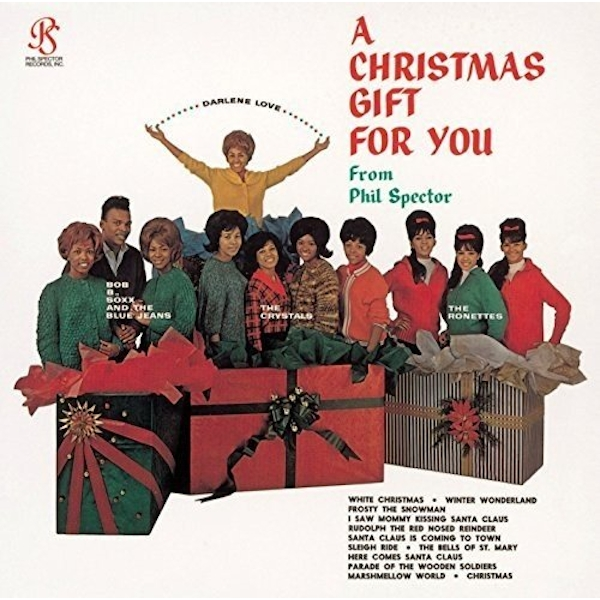 Various Artists - A Christmas Gift For You From Phil Spector Vinyl