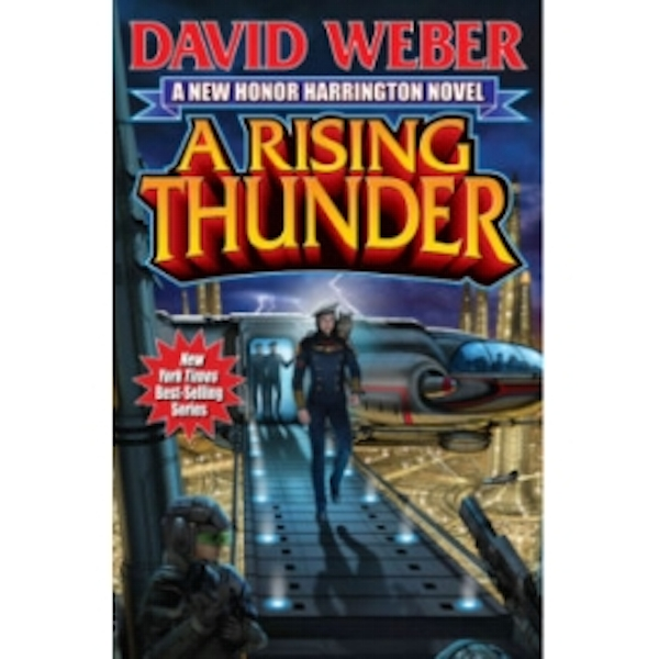 A Rising Thunder by David Weber (Hardback, 2012)