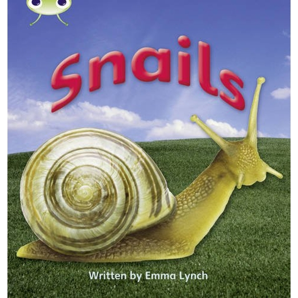 Phonics Bug Non-fiction Set 12 Snails by Emma Lynch (Paperback, 2010)
