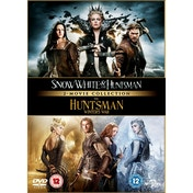 Snow White And The Huntsman/ The Huntsman: Winter's War (Double Pack) DVD