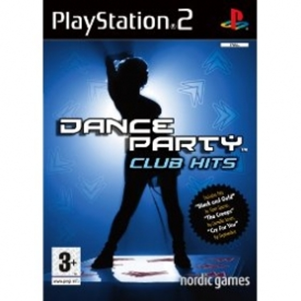 Dance Party Club Hits PS2