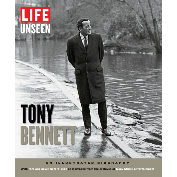 Life Unseen Tony Bennett by Time Inc Home Entertaiment (Hardback, 2014)