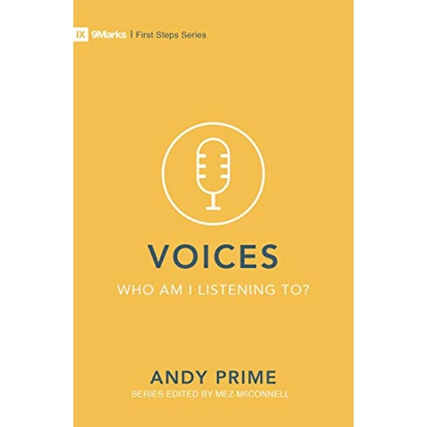 Voices - Who am I listening to?  Paperback / softback 2019