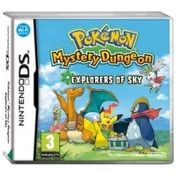 Ex-Display Pokemon Mystery Dungeon Explorers Of Sky Game DS Used - Like New