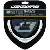 Jagwire Road Elite Sealed Brake Cable Kit White