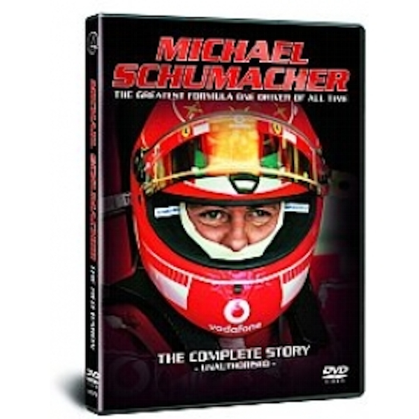 Michael Schumacher The Complete Story DVD