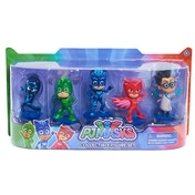Ex-Display PJ Masks Collectible Figures 5 pack Used - Like New