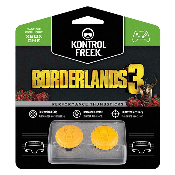 KontrolFreek Borderlands 3 Claptrap Performance Thumbsticks for Xbox One