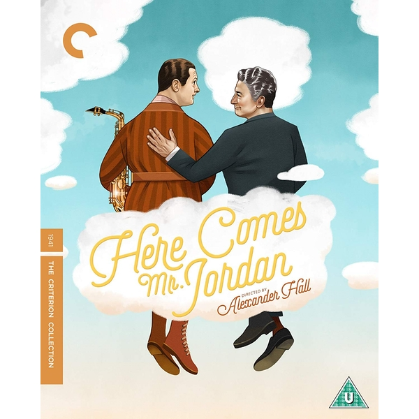 Here Comes Mr Jordan - Criterion Collection Blu-Ray