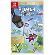 Human Fall Flat Anniversary Edition Nintendo Switch Game
