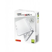 New 3DS XL Pearl White Console