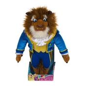Ex-Display Beast (Disney's Beauty & The Beast) 10 Inch Plush Toy Used - Like New