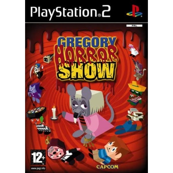 Gregory Horror Show PS2 Game [Used]