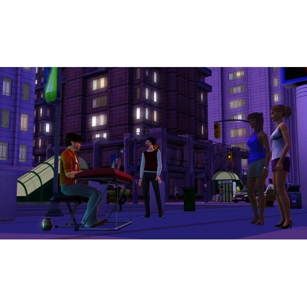 The Sims 3 Late Night Expansion Pack PC CD Key Download for Origin -  shop4world com