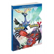 Pokemon X And Pokemon Y The Official Kalos Region Strategy Guide Book