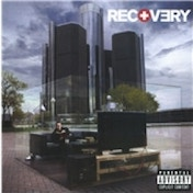 Eminem Recovery CD