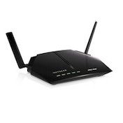 Netgear D6220 Dual-band (2.4 GHz / 5 GHz) Gigabit Ethernet Black wireless router