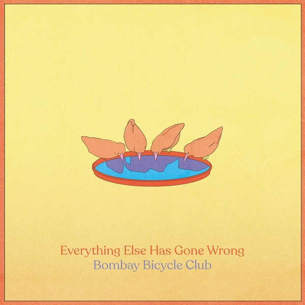 Bombay Bicycle Club - Everything Else Has Gone Wrong (Deluxe Edition) Vinyl