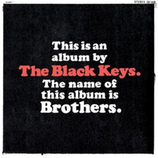 The Black Keys ‎– Brothers Vinyl