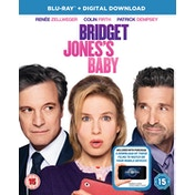 Bridget Jones' Baby: Blu-ray + Digital Download
