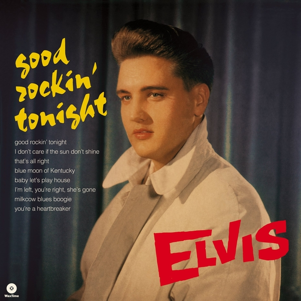 Elvis Presley - Good Rockin Tonight Vinyl
