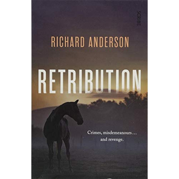 Retribution  Paperback / softback 2018