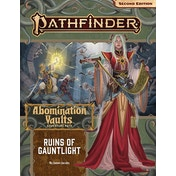 Pathfinder Adventure Path: Ruins of Gauntlight (Abomination Vaults 1 of 3) (P2) by James Jacobs (Paperback, 2021)