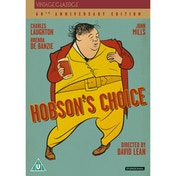 Hobsons Choice - 60th Anniversary Edition DVD