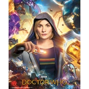 Doctor Who Universe Calling Mini Poster