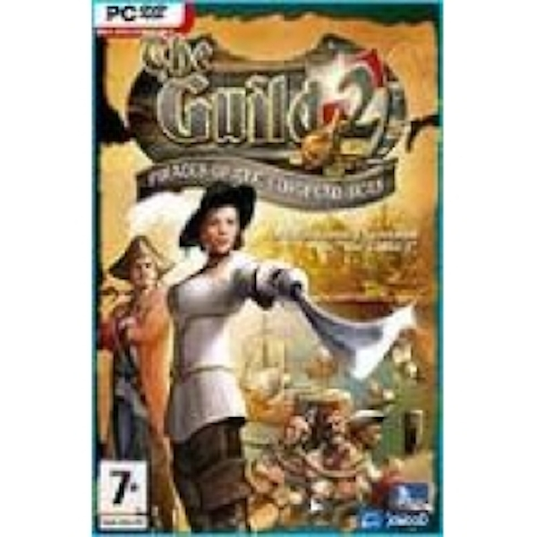 The Guild 2 Pirates Of The European Seas Expansion Game PC
