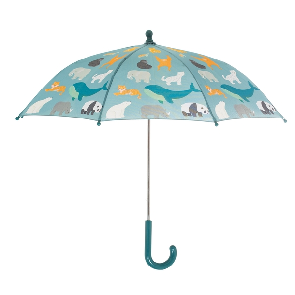 Sass & Belle Endangered Animals Kids' Umbrella