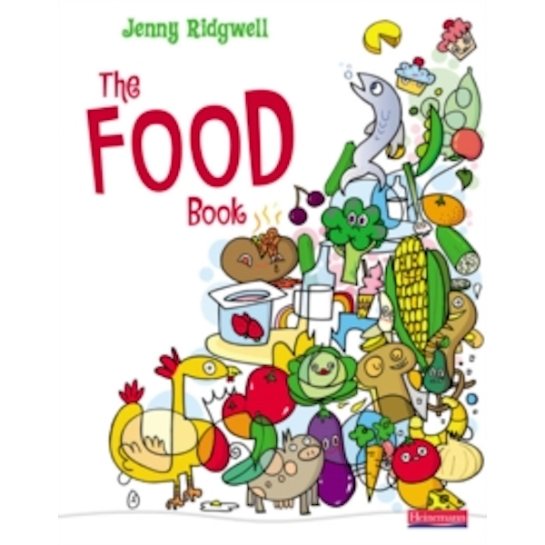 The Food Book by Jenny Ridgwell (Paperback, 2008)