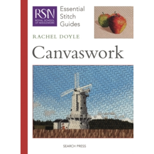 RSN Essential Stitch Guides: Canvaswork by Rachel Doyle (Spiral bound, 2012)