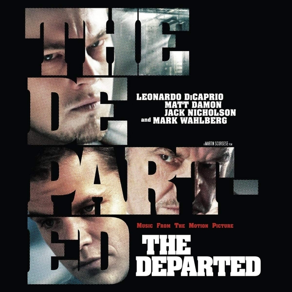 Various - Music From The Motion Picture The Departed Vinyl