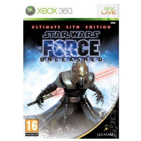 Star Wars Force Unleashed Ultimate Sith Edition (Classics) Game Xbox 360