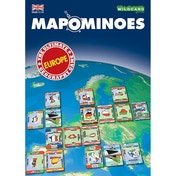 Mapominoes Europe The Ultimate Geography Game