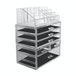 6 Drawer Acrylic Make-Up Organiser | Pukkr - Image 3