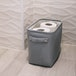 Large Cotton Toilet Paper Storage Box | M&W - Image 2