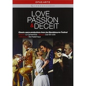 Glyndebourne - Love  Passion And Deceit DVD