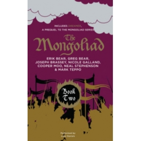 The Mongoliad: Book Two Collector's Edition Deluxe Hardcover