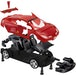 Red Pull Back Junior Revell Racing Car Kit - Image 4