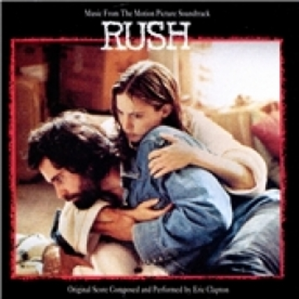 Eric Clapton Rush Original Soundtrack CD