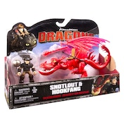 How to Train Your Dragon Snotlout and Hookfang