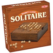 Solitaire Wooden Classics