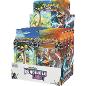 Pokemon TCG: Sun & Moon Forbidden Light Theme Deck