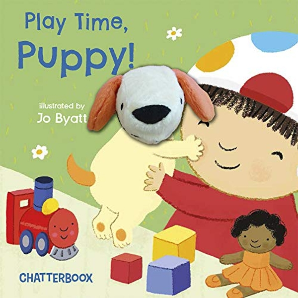 Play Time, Puppy!  Board book 2018