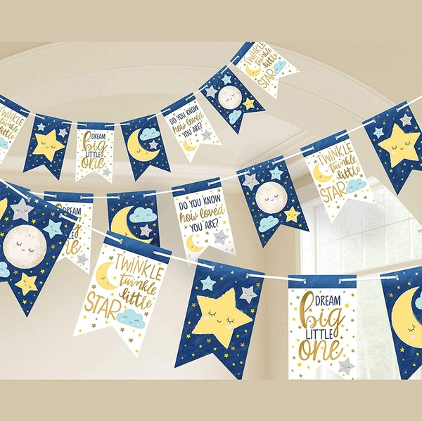 Twinkle Little Star Banner