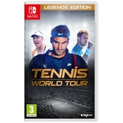 Tennis World Tour Legends Edition Nintendo Switch Game