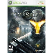 Time Shift Xbox 360 Game